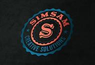 黑色纹理标志PSD图片