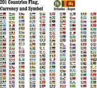 世界各国国旗矢量图片