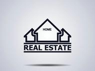 房地产标志设计矢量图片