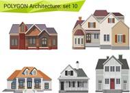 房屋设计矢量图片