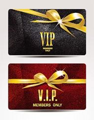 VIP名片卡片矢量图片