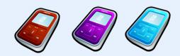 个性MP3图标