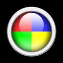 水晶球按钮图标