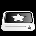 黑白鲜明系统图标