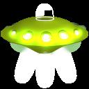 黄白鲜明系统图标