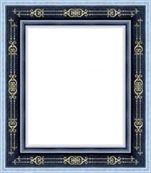 复古艺术装饰相框高清图片