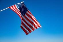 美国国旗高清图片素材