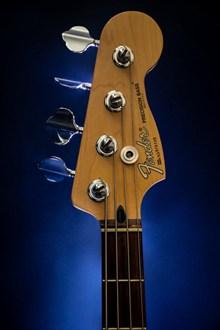 吉他乐器局部精美图片