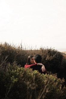 情侣约会头像高清图