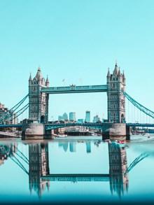 美丽的伦敦塔桥图片素材