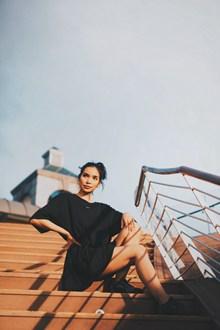 室外美女写真 室外美女写真大全高清图