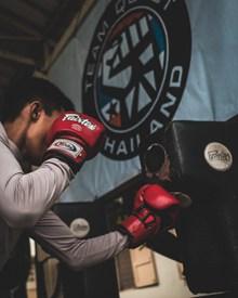 拳击运动高清图片下载