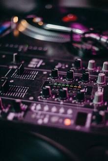 打碟机DJ控制器图片下载