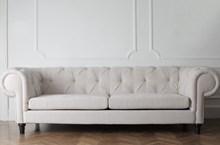 白色皮沙发高清图
