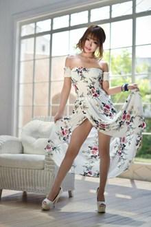 亚洲优优人体美女模特精美图片