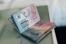 中国护照实拍图片大全