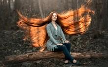 模特人体艺术美女写真摄影高清图