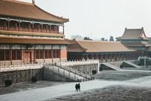 北京故宫建筑高清图