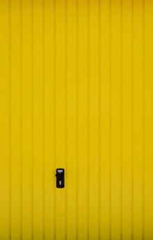 黄色竖条纹背景高清图