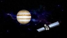太空木星卫星高清图