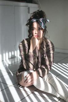 俄罗斯美女模特写真图片下载