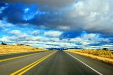西部高速公路图片大全