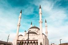 土耳其帕夏清真寺图片大全