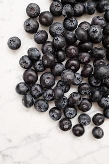 小浆果蓝莓图片大全