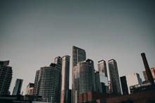 商务中心大楼外观高清图