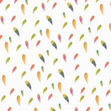 彩色树叶平铺背景精美图片