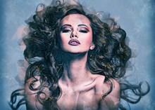 人体模特艺术画像高清图片