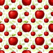 苹果背景素材高清图