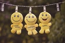 毛绒玩具表情精美图片