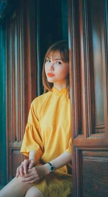 甜美日本美女图片