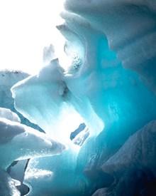 极地冰川高清图片