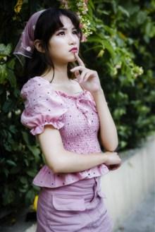 亚洲清纯美女写真精美图片