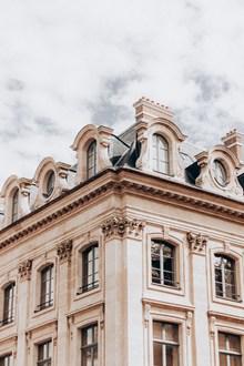 唯美欧式建筑摄影高清图片