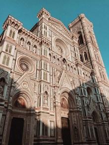 佛罗伦萨花之圣母大教堂高清图片