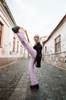 欧美大长腿女生图片大全