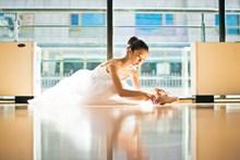 中国芭蕾舞美女精美图片