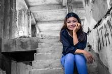 亚洲女生写真高清图