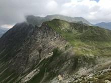 高地山山顶景观高清图
