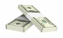 全新美元纸币图片