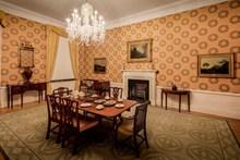 欧式风格家居餐厅精美图片