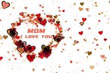 母亲节快乐英文精美图片