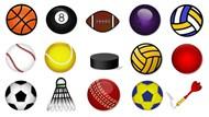 球类背景图片下载