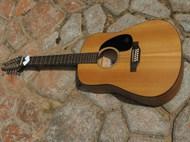 地板上的吉他图片素材