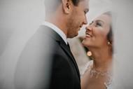 新郎新娘婚礼特写高清图片