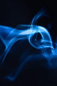 蓝色曲线光背景图片下载