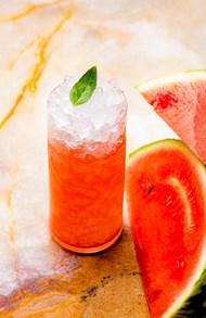 夏季西瓜汁西瓜图片素材
